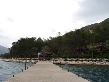 Grand Yazici Marmaris Palace - кей