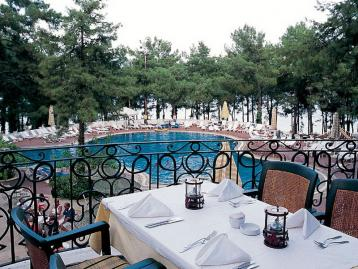 Grand Yazici Marmaris Palace - ресторант