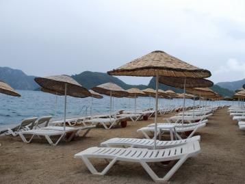 Grand Yazici Marmaris Palace - плаж